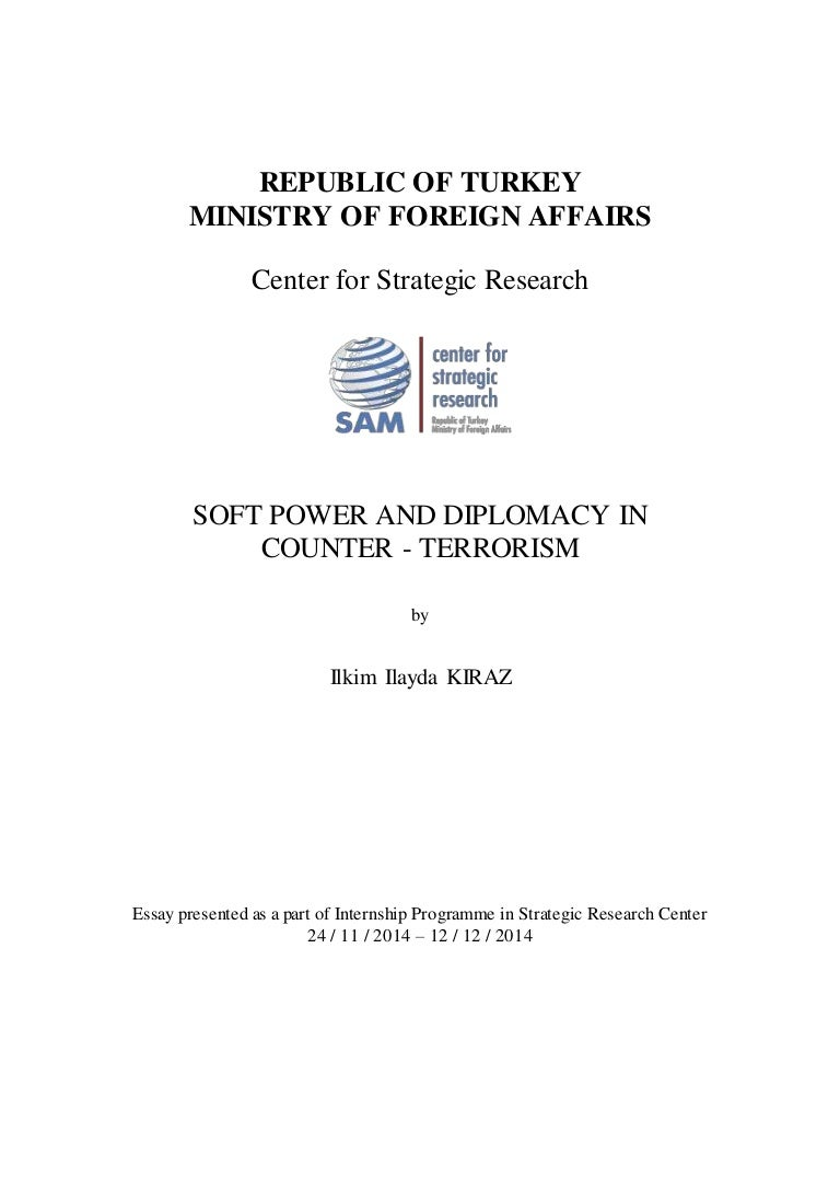 soft power and diplomacy in counter