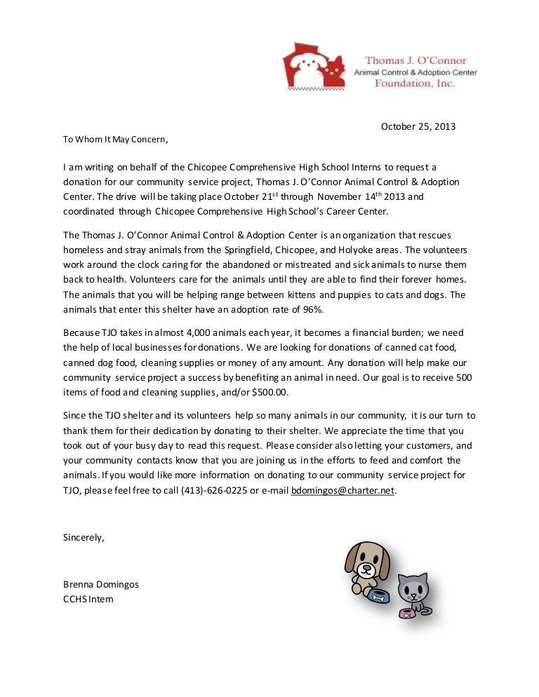 community service letter 2 fixed