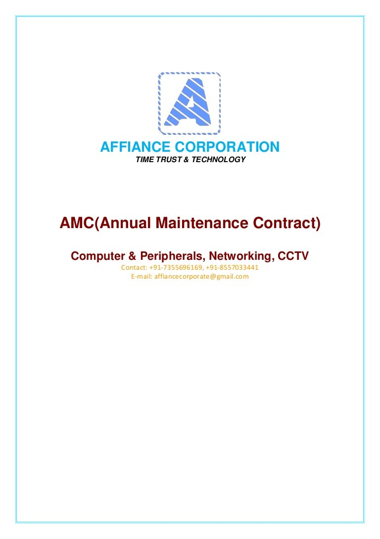Computer Maintenance Contract Template from cdn.slidesharecdn.com