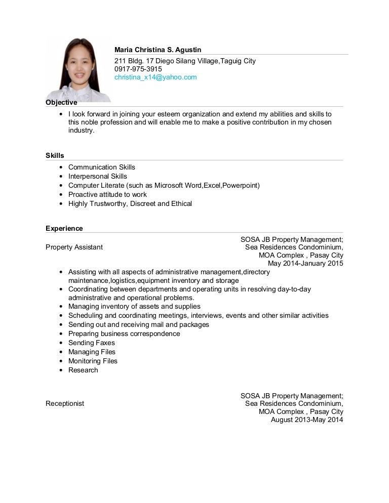 career objective for ojt hrm career objectives for ojt hrm