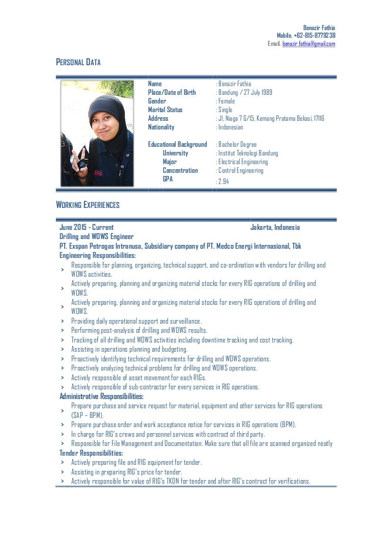 CV Updated