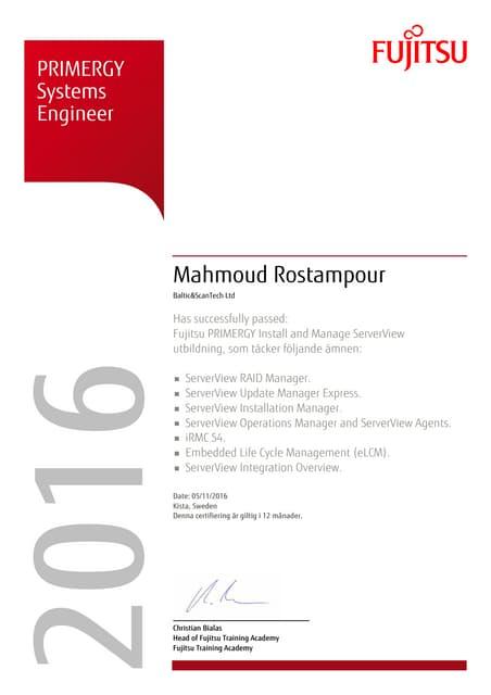 My Business Partner Certificate - HP Partner First Portal_1