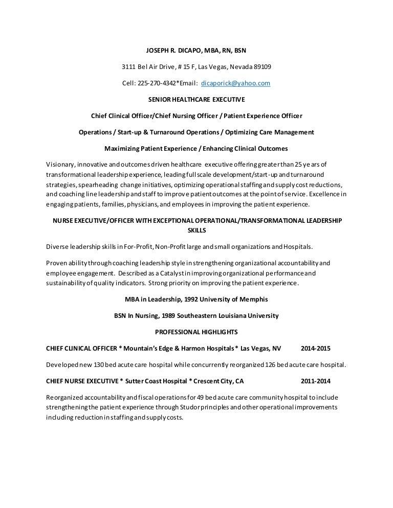 Resume 6 2015 New