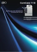 ComColor-X1-7110-Brochure