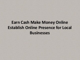 make money online with cash crates youtube