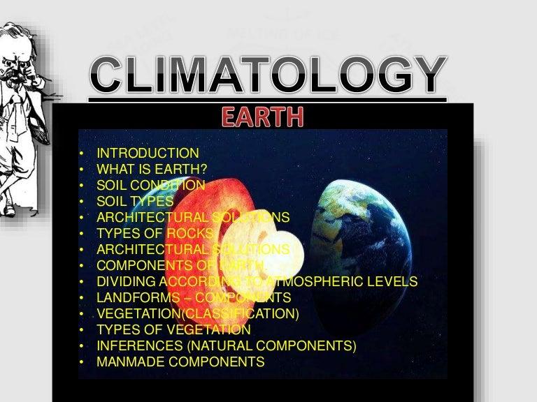 Earth (climatology)