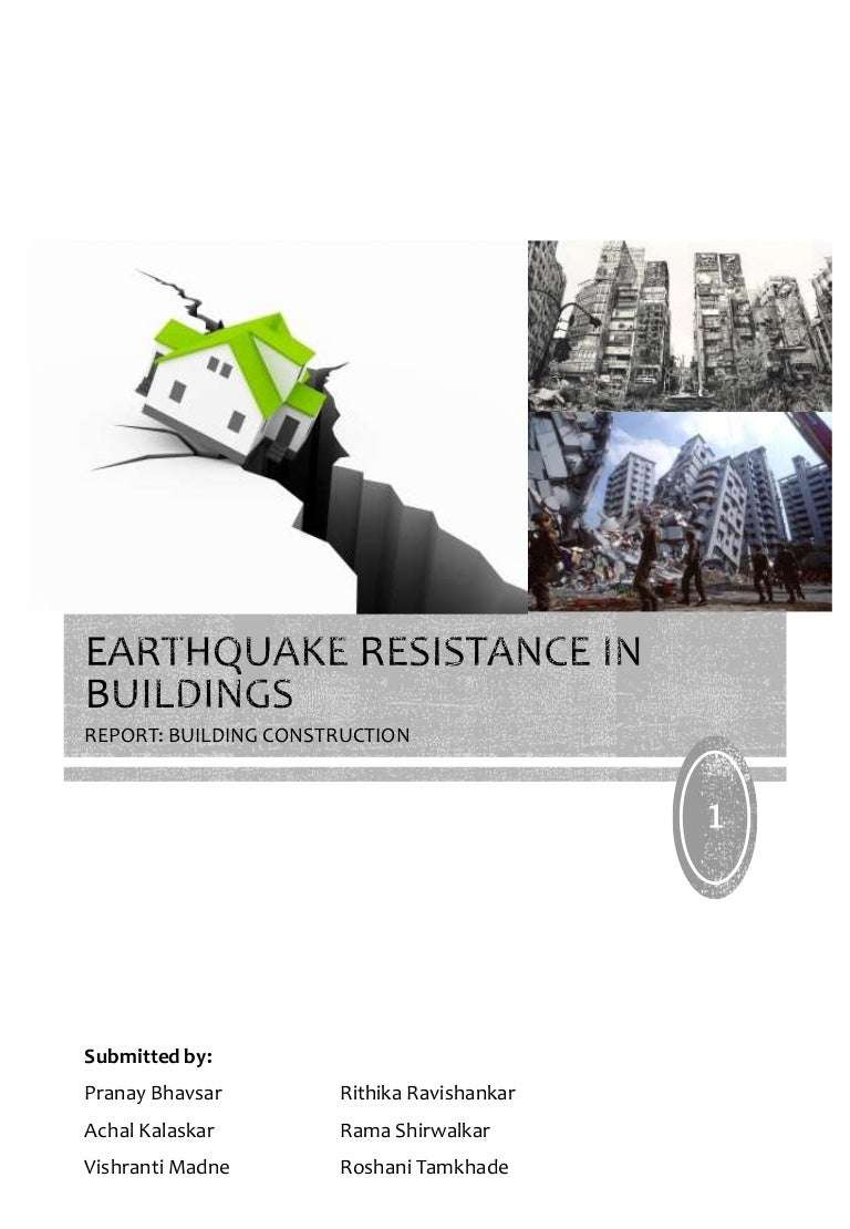 Best     Earthquake resistant structures ideas on Pinterest     SlideShare