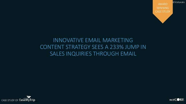 Email Marketing Case Studies  How   Companies Increased Their Open     hvac email case study