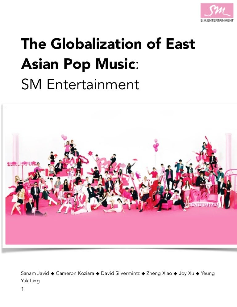 east asian pop music analysis