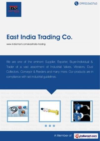 East India Trading Co., Kolkata, Needle Vibrators