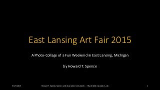 East lansing art fair 2015 photo album upload version