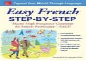 [*PDF/Book]->Download Easy French Step-By-Step By Myrna Bell Rochester Books For Free