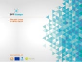 PREFORMA PROJECT- DPF MANAGER
