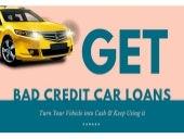Easy Bad Credit Car Loans | Snap car cash