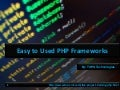 Easy to used php frameworks