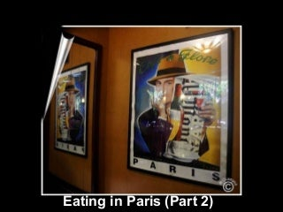 Eating in Paris (part 2)
