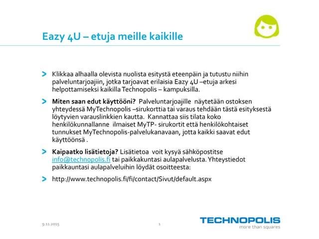 Eazy 4U service providers Estonia