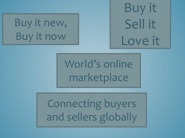 Ebay Business Process