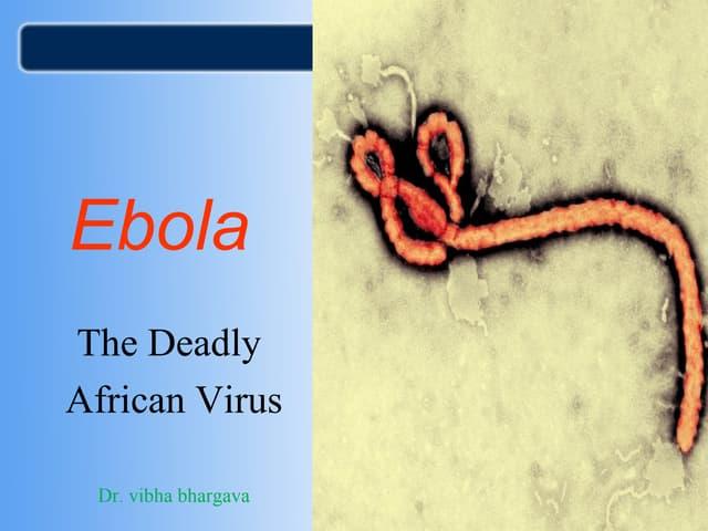 علم الفيروسات[عدل]