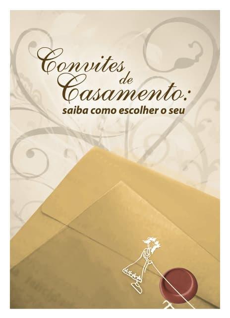 Ebook Convite