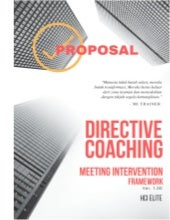 Directive Coaching - Meeting Intervention