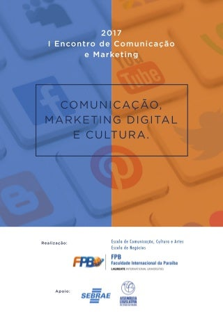 Comunicação, Marketing Digital e Cultura