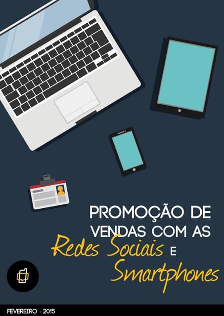 Promoção de Vendas com as Redes Sociais e Smartphones