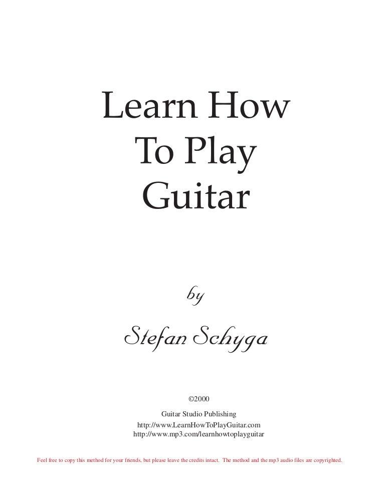 Carcassi Classical Guitar Method Ebook Download