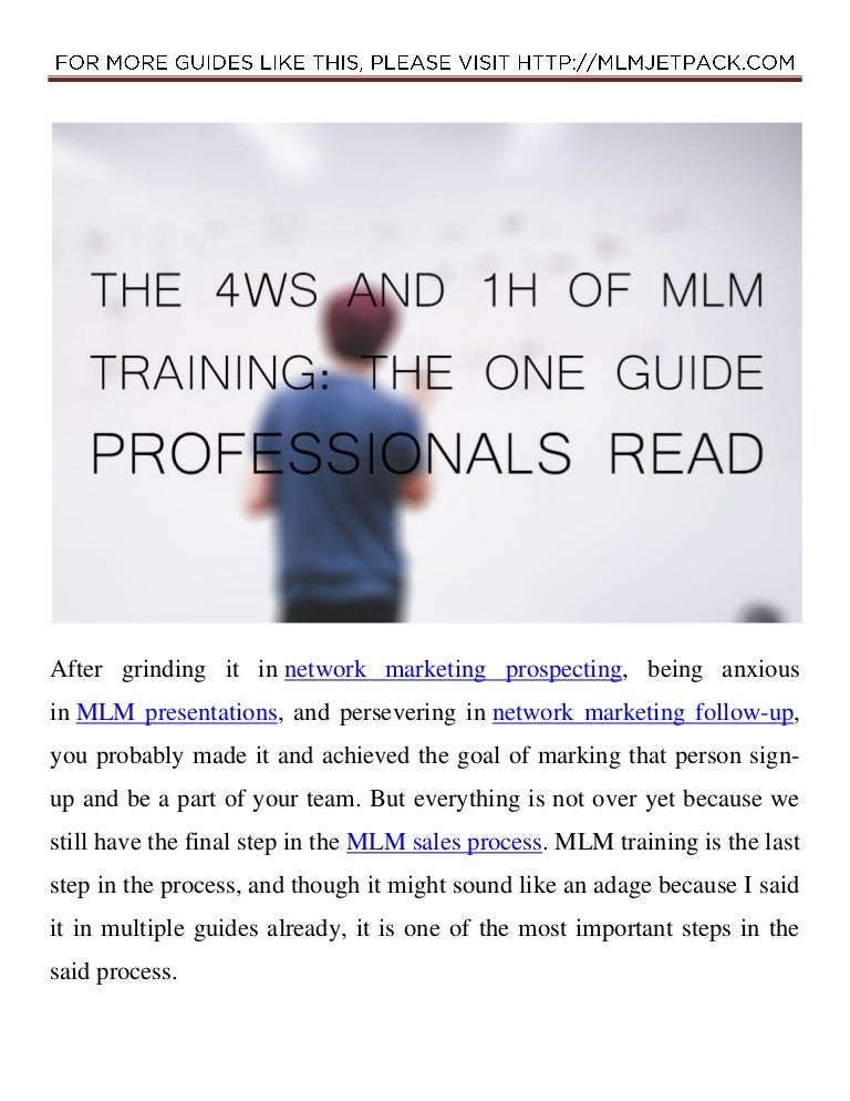 Inside sales training manual ebook array the 4ws and 1h of mlm training the one guide professionals read pdf u2026 fandeluxe Choice Image