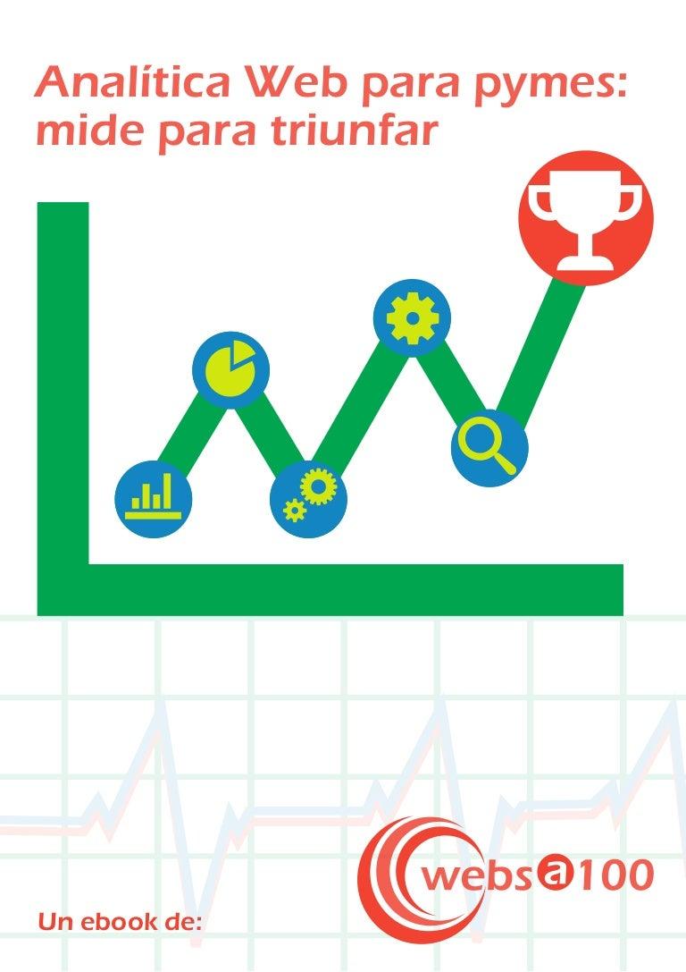 Analítica web: mide para triunfar