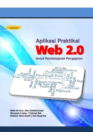eBuku Aplikasi Praktikal web 2.0 untuk pembejaran Pengajaran