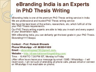 phd essay writers aploon