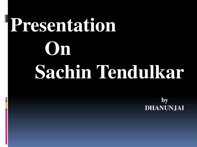 If Cricket Is A Religion Sachin Is God Pdf