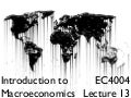 Ec4004 Lecture1 Growth Matters