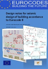 Design notes for seismic design of building accordance to Eurocode 8