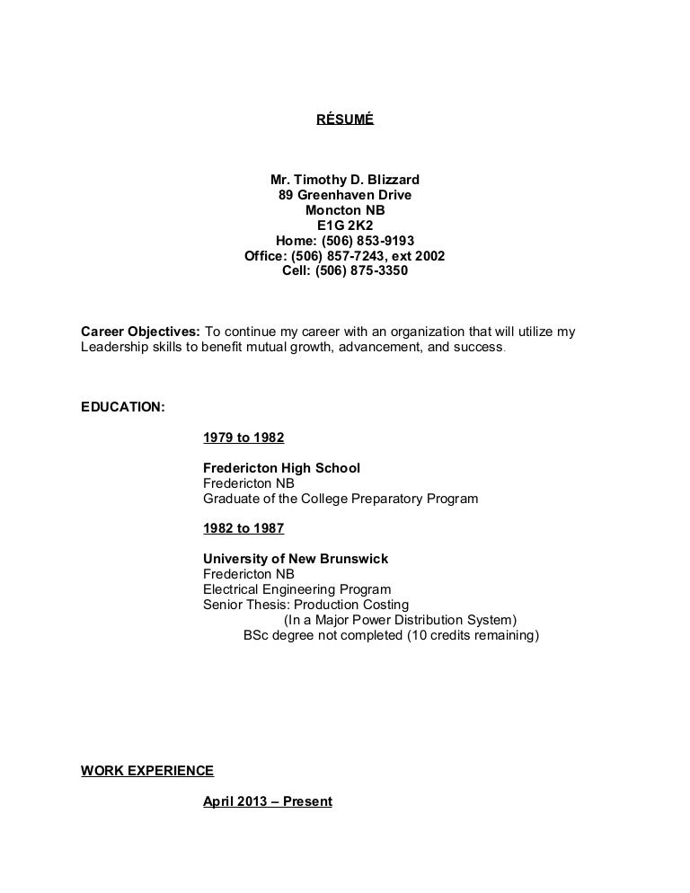 SlideShare  Uga Career Center Resume