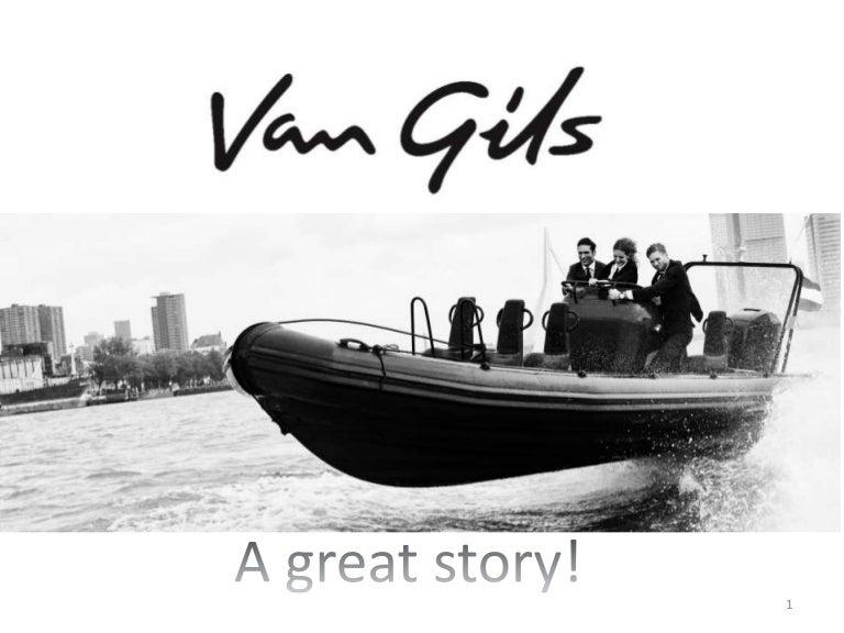 five years Van Gils