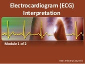 Electrocardiogram (ECG) Interpretation_Module 1 of 2