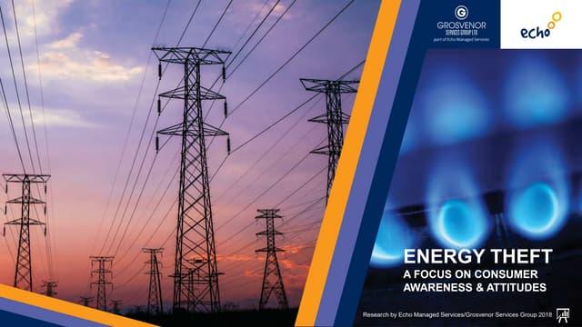 UK energy theft: a focus on consumer awareness & attitudes