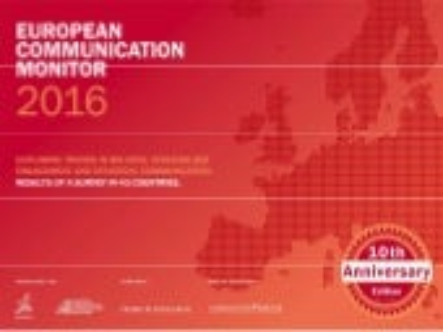 European Communication Monitor 2016