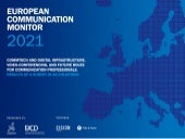 European Communication Monitor 2021