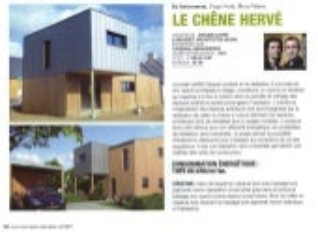 Eco maisonbois Le Chêne Hervé