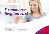 E-commerce 2016 in Belgium