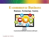 E-Commerce Business Strategy & Revenuw