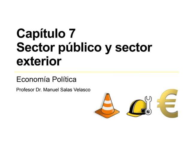 ECONOMÍA POLÍTICA CAPÍTULO 7. EL DINERO Y LA POLÍTICA MONETARIA
