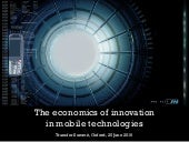 Economics of innovation in mobile