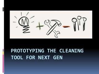 Eco Sweep - Prototype