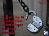 Circuit de la publication scientifique et Open Access (ED 2015 Univ.Reunion)