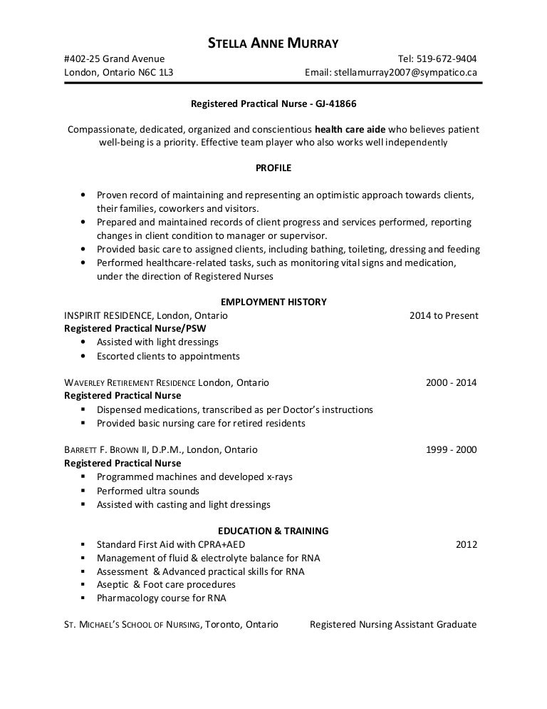 sample psw resume converza co