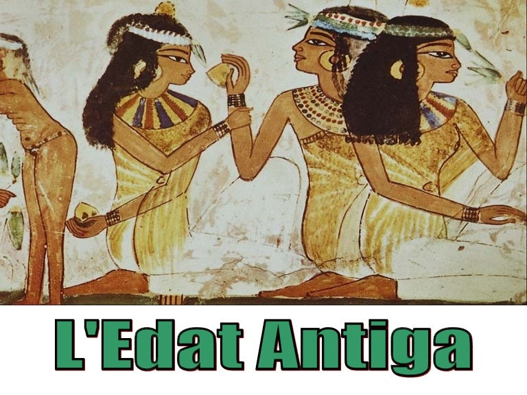 Resultado de imagen de civilitzacions edat antiga